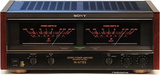 Top 12 Amplifiers with VU Meters