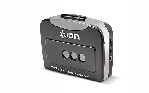 ION Audio Tape 2 Go ITR17