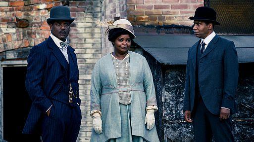Мадам Си Джей Уокер / Self Made: Inspired by the Life of Madam C.J. Walker (2020)