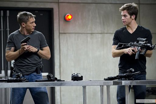 «Значит, война» / This Means War (2012)