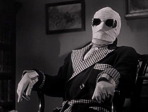 «Человек-невидимка» / The Invisible Man (1933)
