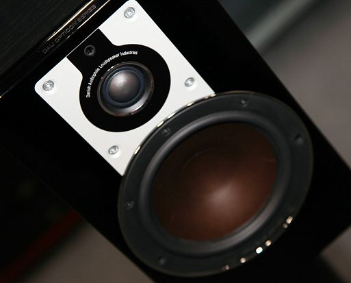Полочные акустические системы DALI Opticon 2