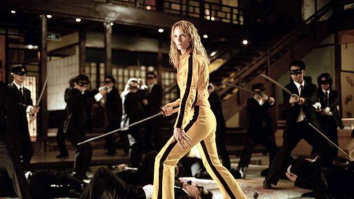 49. Убить Билла / Kill Bill (2003)