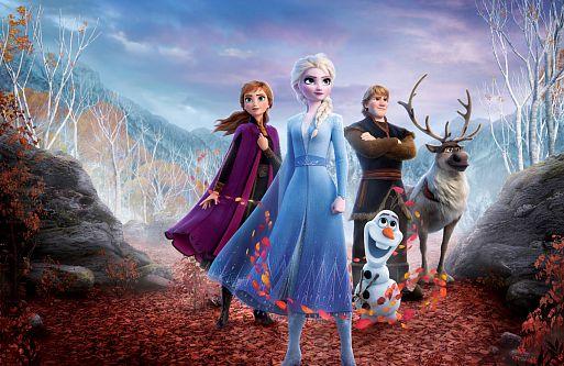 Холодное сердце 2 / Frozen II (2019)