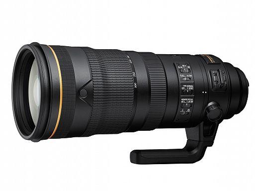 Объектив AF-S NIKKOR 120-300mm f/2.8E FL ED SR VR