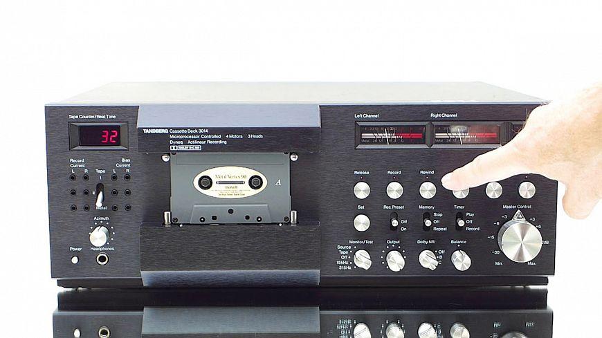 Tandberg TCD-3014A ($4 500)