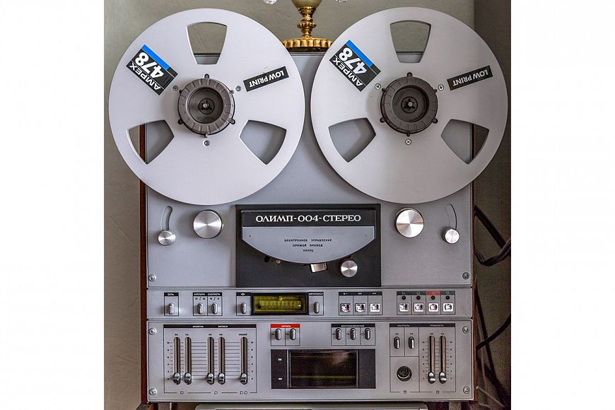 Олимп-004-стерео