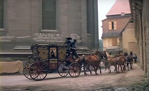«д'Артаньян и три мушкетёра» (1978)