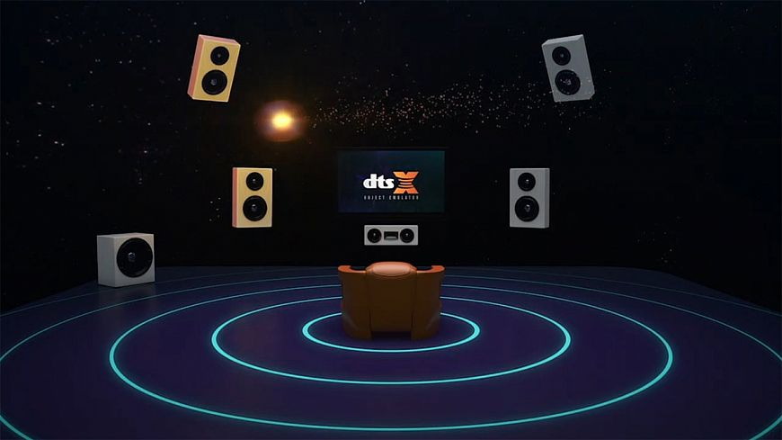 DTS:X — что это за формат пространственного звучания?