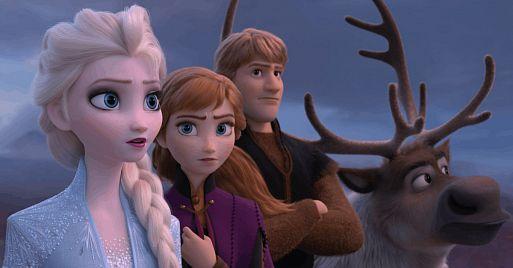 «Холодное сердце 2» / Frozen II – премьера 28 ноября