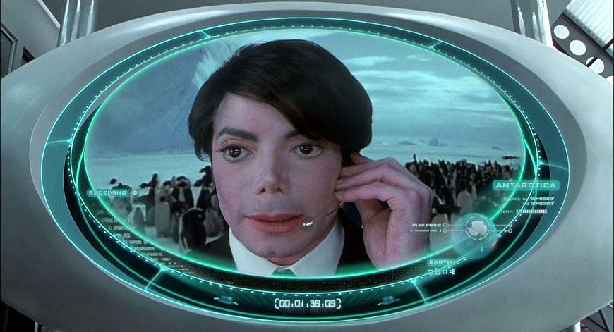 """Майкл Джексон – """"Люди в черном 2"""""""