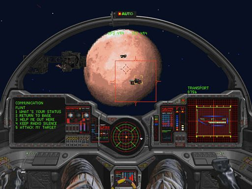 Wing Commander III: Heart of the Tiger (1994)