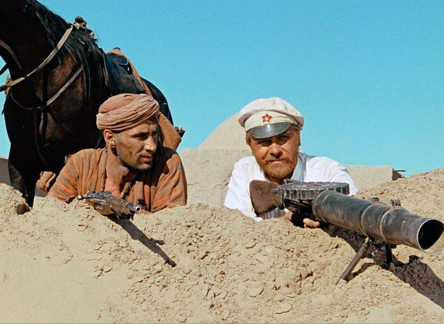 5. Белое солнце пустыни (1970)