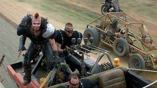 31. Безумный Макс 2: Воин дороги / Mad Max 2 (1981)