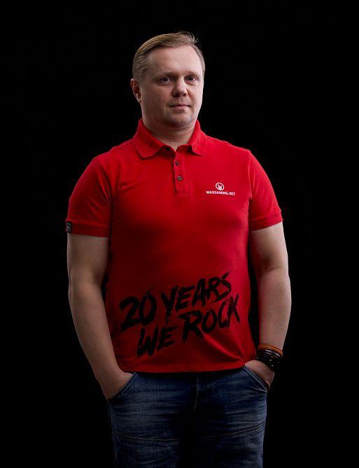 Руководитель саунд-команды World of Tanks Алексей Томанов