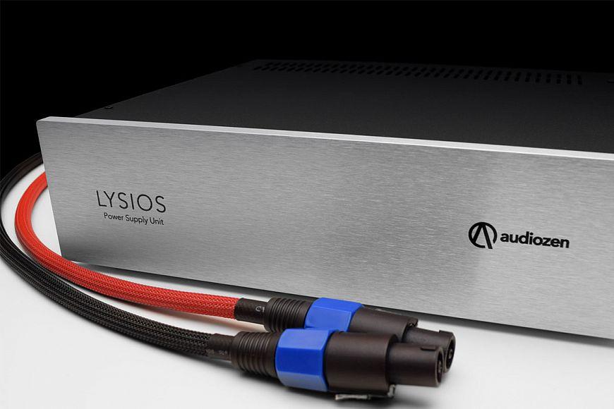 Стереофонический усилитель мощности Audiozen Lysios
