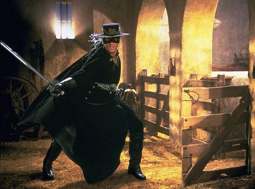 «Маска Зорро» / The Mask of Zorro (1998)