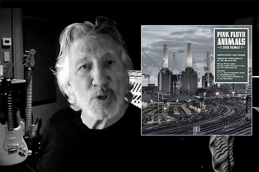 Pink Floyd «Animals» James Guthrie Remix