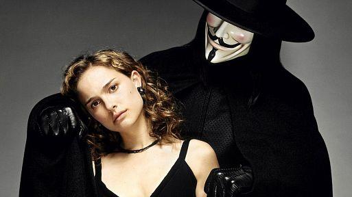 «V» значит Вендетта» / V for Vendetta (2006)
