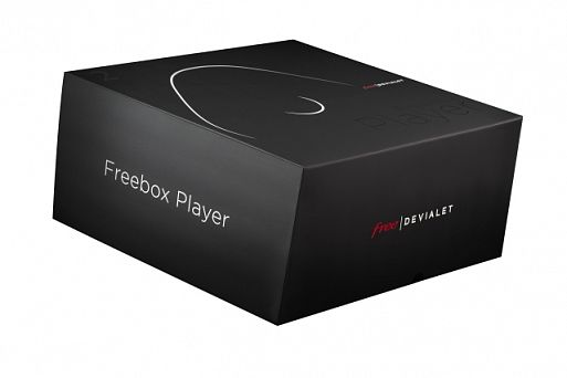 Freebox Delta Player