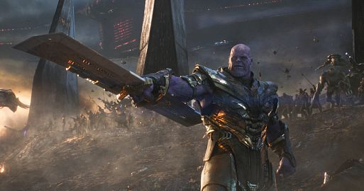 «Мстители: Финал» / Avengers: Endgame (2019)