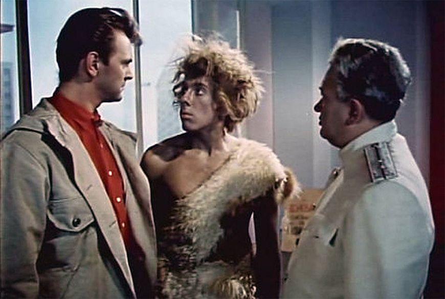 2. Человек ниоткуда (1961)
