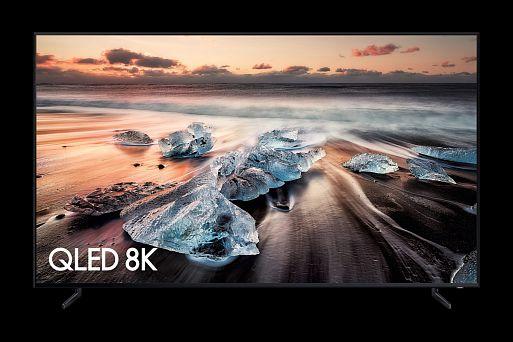 8K QLED телевизор Samsung Q900R