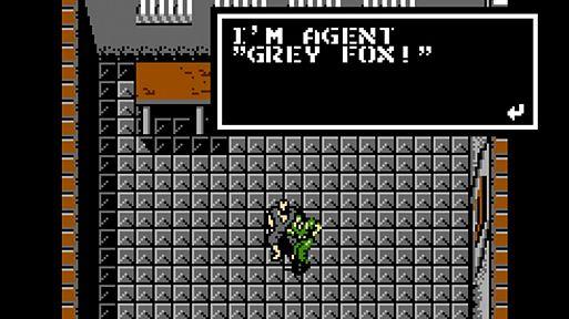 Metal Gear 2: Solid Snake (1991)