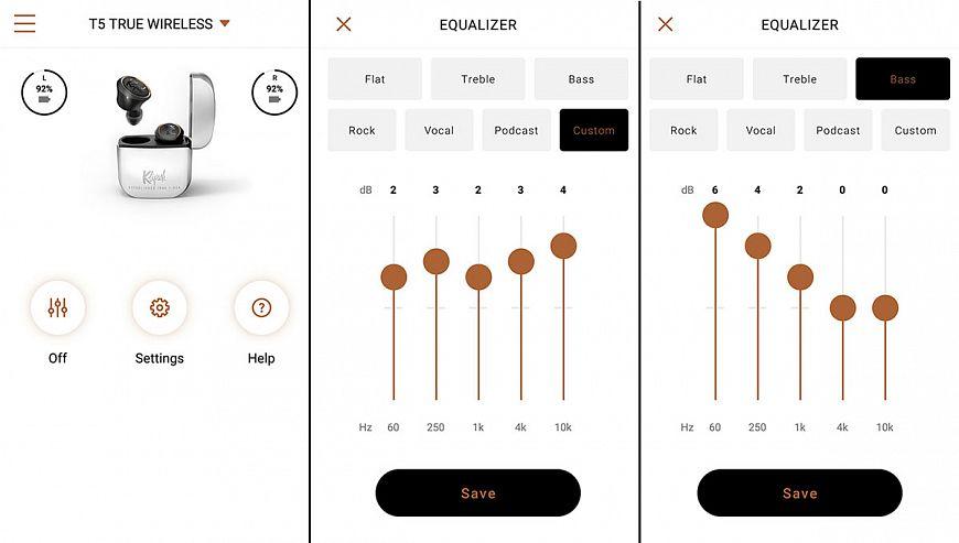 Мобильное приложение Klipsch Connect