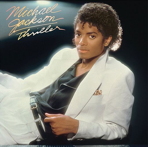 LP Michael Jackson / Thriller
