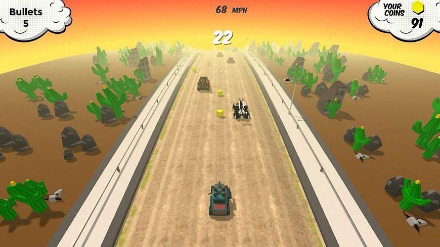 6. Death Race 2020