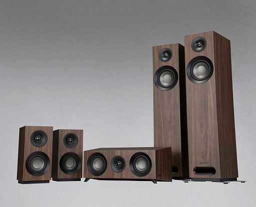 Комплект акустики для домашнего кинотеатра Jamo S 805 HCS