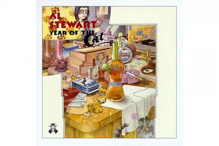 Al Stewart «Year of The Cat» (1976)