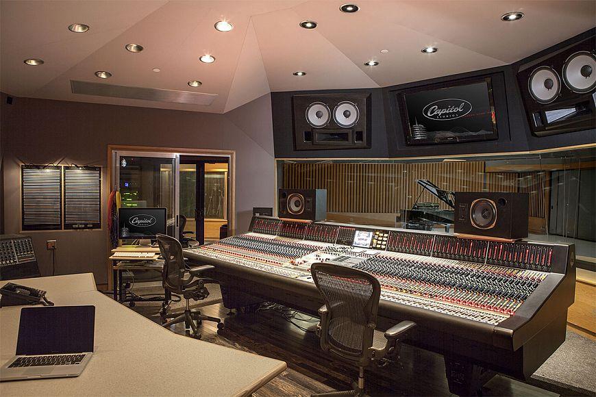 Capitol Studios закрывает отдел мастеринга