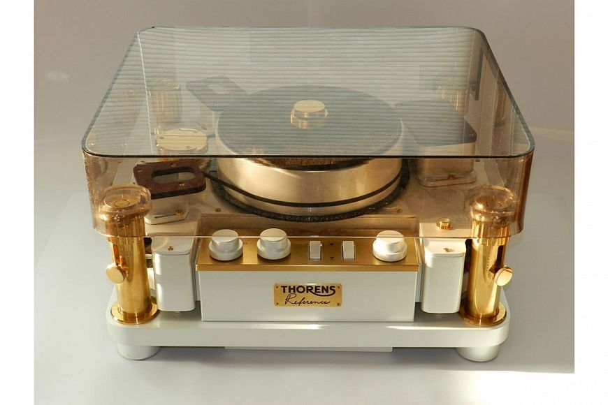 5. Thorens Reference