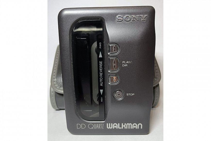 5. Sony Walkman WM-DD9