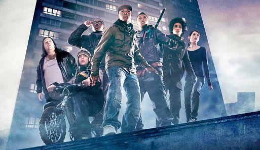 «Чужие на районе» / Attack the Block (2011)