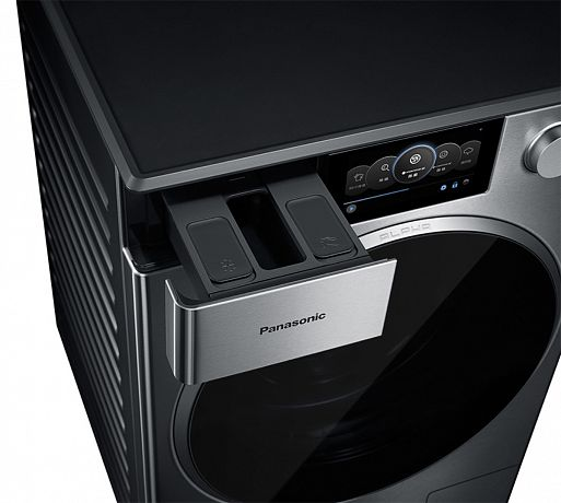 Стиральная машина Panasonic Alpha с дизайном от Porsche
