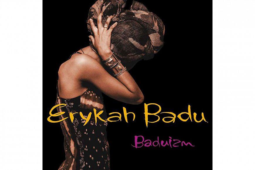 "Erykah Badu ""Baduizm"" (1997) Universal"