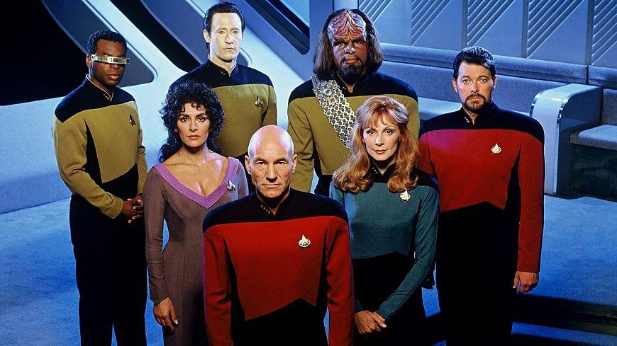 Звездный путь: Следующее поколение / Star Trek: The Next Generation (1987 – 1994)