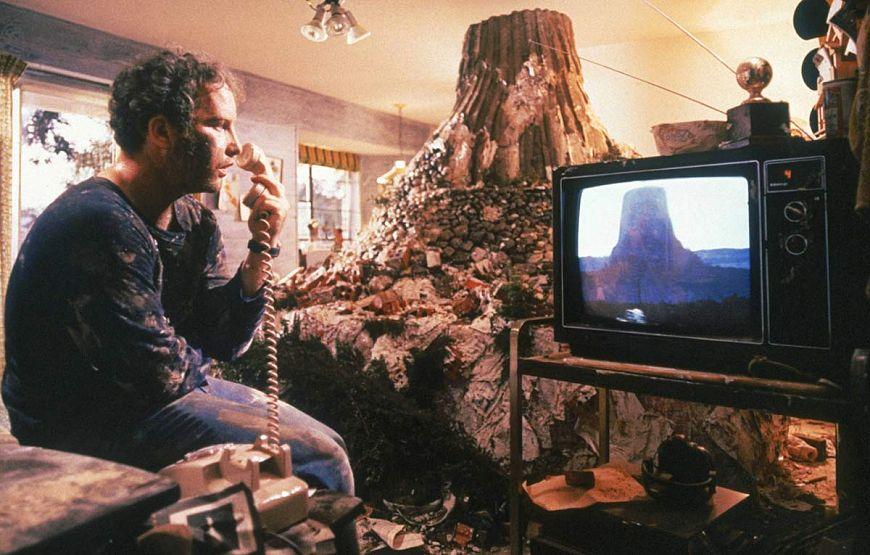 3. Близкие контакты третьей степени / Close Encounters of the Third Kind (1977)