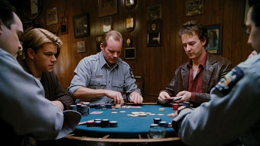 «Шулера» / Rounders (1998)