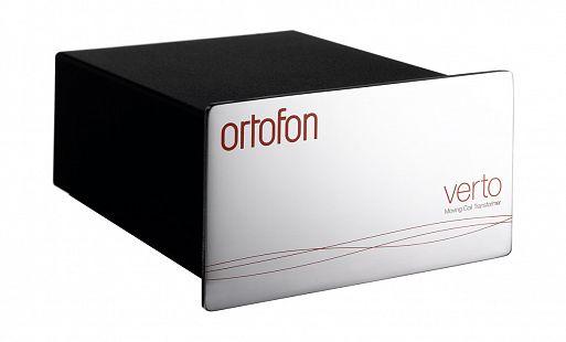 MC-трансформатор Ortofon Verto (88 000 руб.)