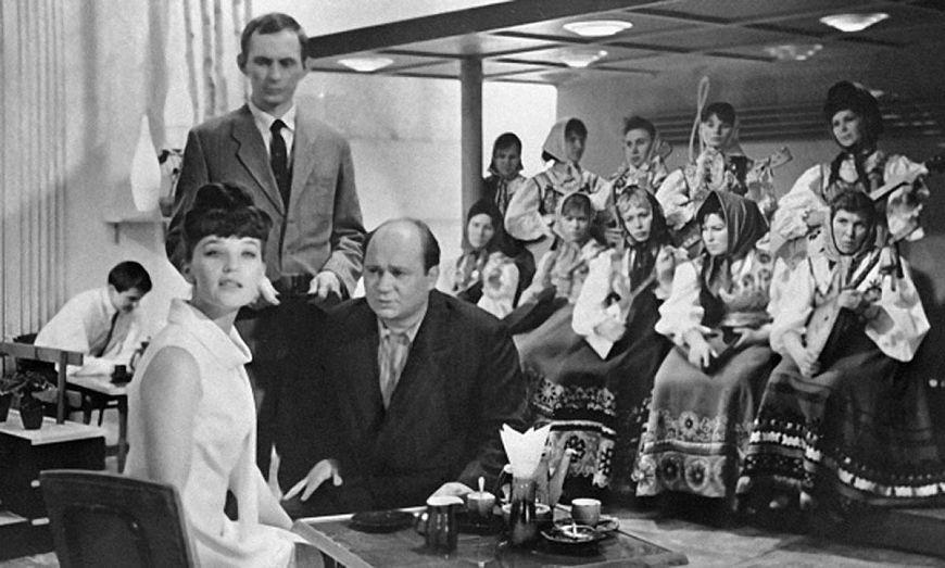 3. Тридцать три (1965)