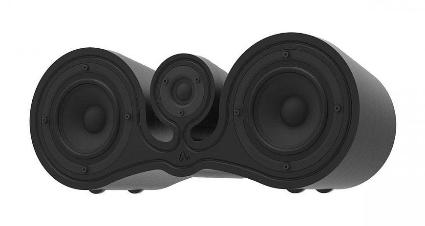 AKu Audio πerix — серия оригинальной дизайнерской акустики