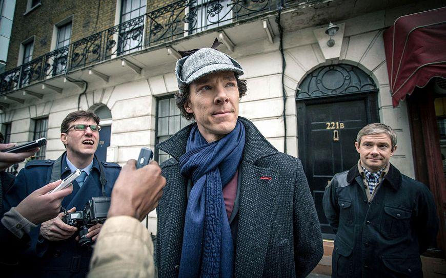 Шерлок / Sherlock (2010 – 2017)