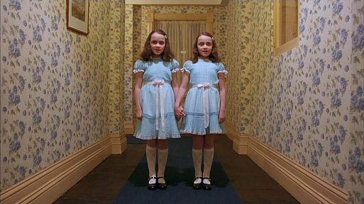 Сестры Грэйди – «Сияние» / The Shining (1980)