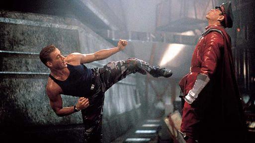«Уличный боец» / Street Fighter (1994)