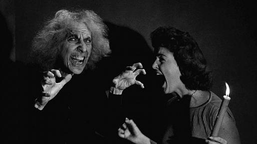 Старая леди – «Дом на холме призраков» / House on Haunted Hill (1959)