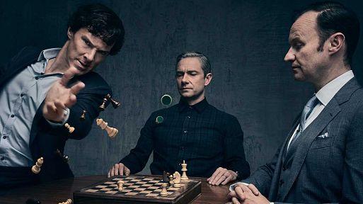 «Шерлок» / Sherlock (2010, 4 сезона)